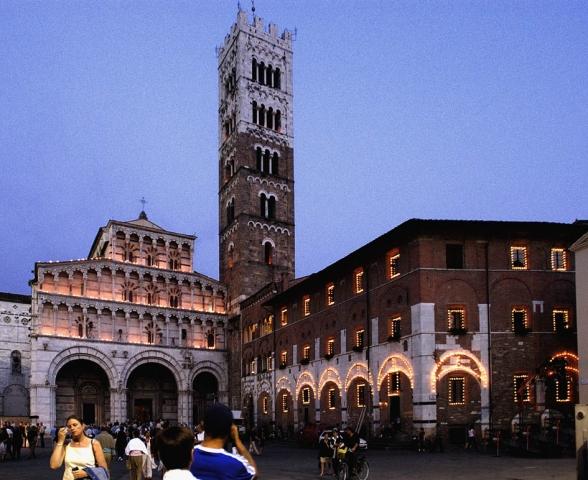 Cattedrale Di San Martino Turismo Lucca