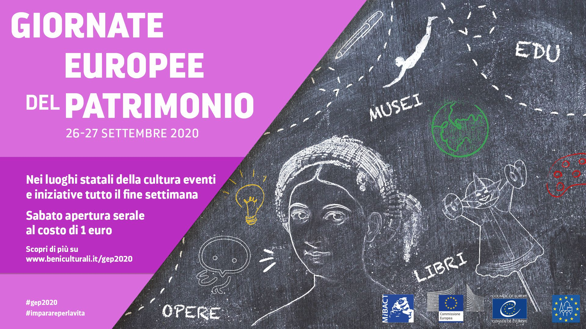 European Heritage Days MIBACT