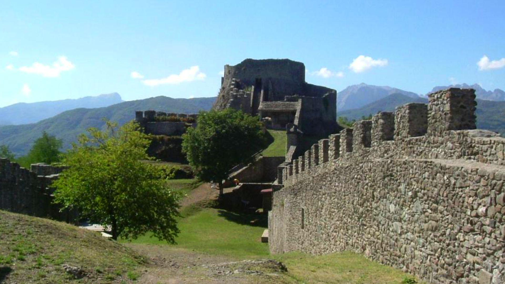 Verrucole fortress