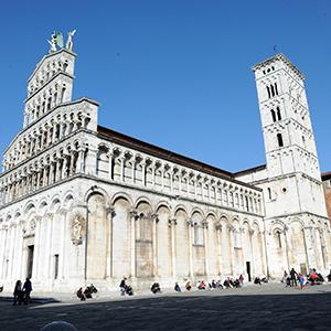 San Michele Data Calendario.Chiesa Di San Michele Turismo Lucca It