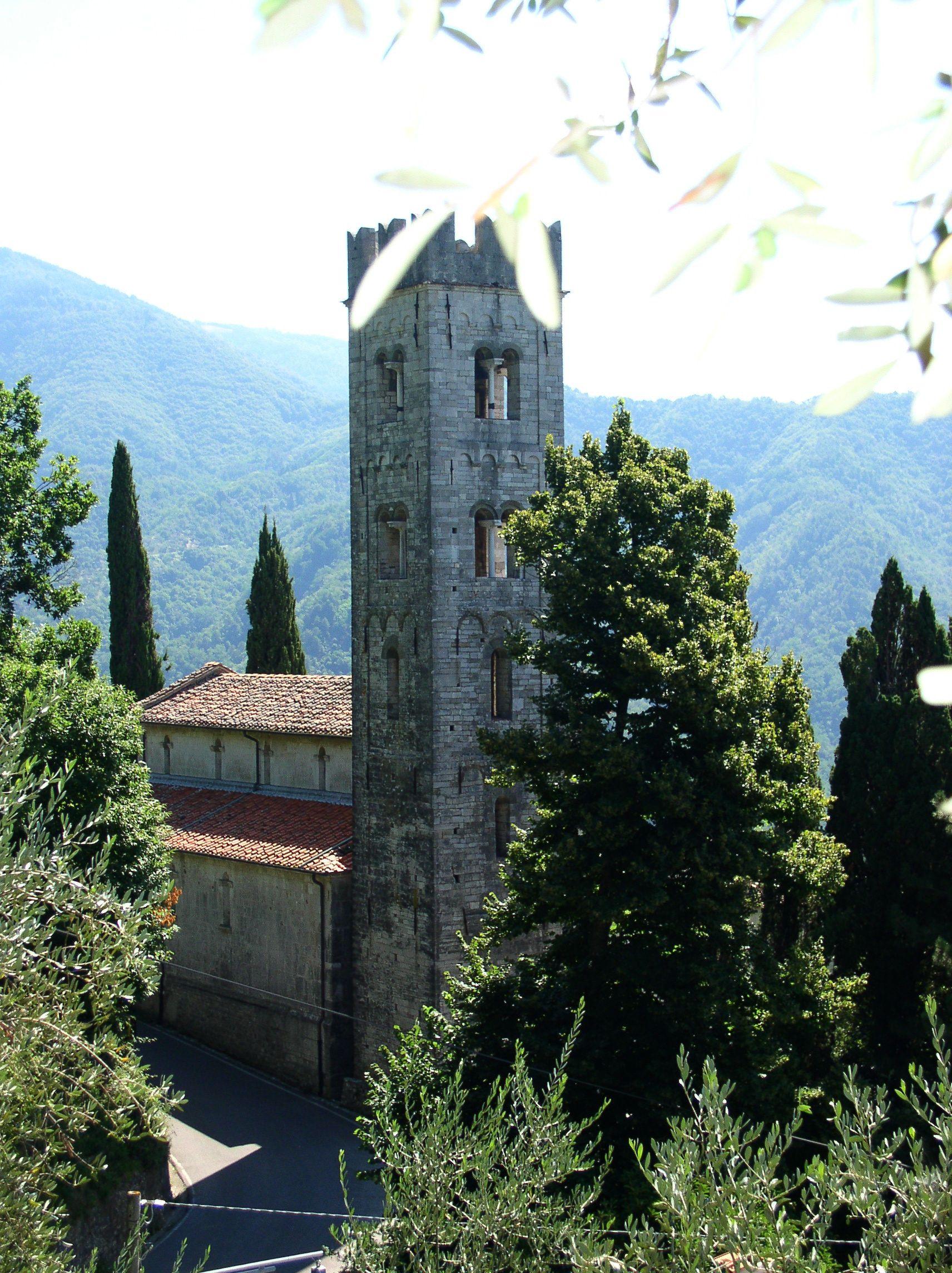 Parrish church san Giorgio in Brancoli