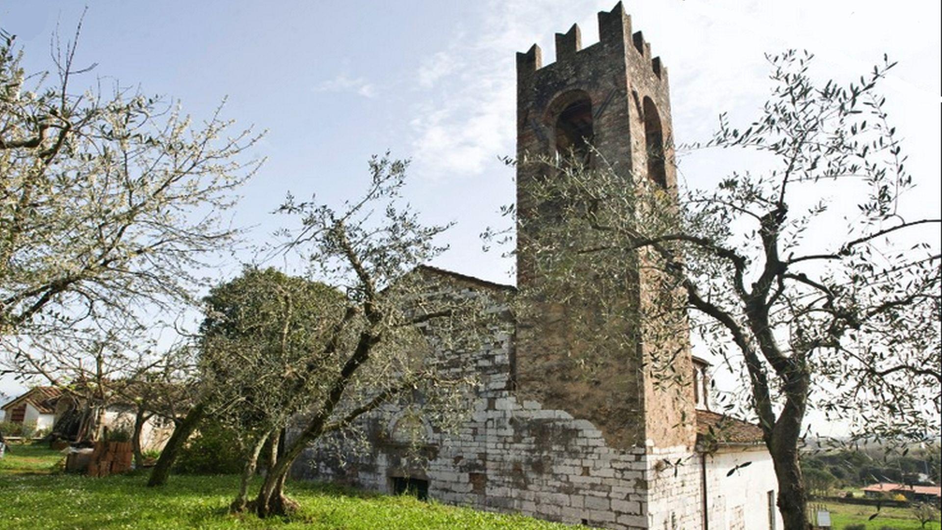 chiesa di san Michele in Escheto