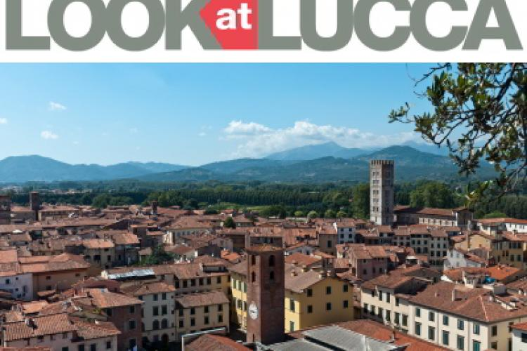 Immagine Logo. Look at Lucca – visite guidate