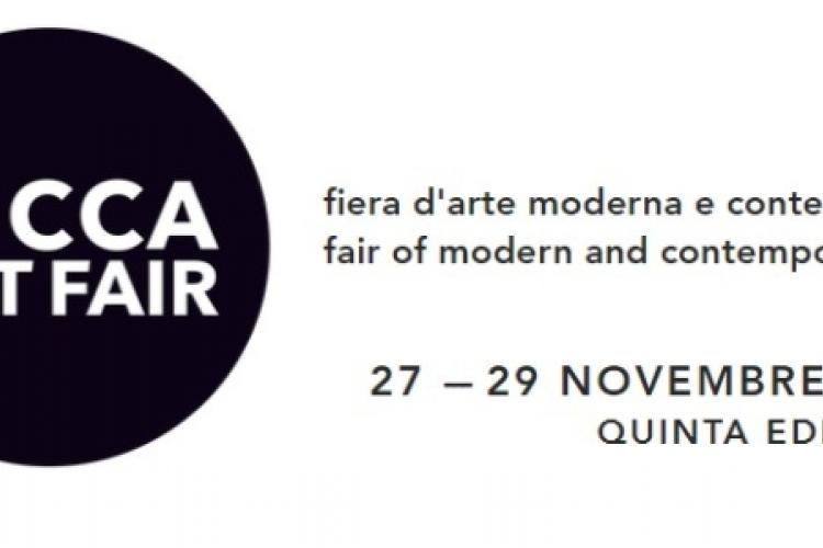 Lucca Art Fair - 5th edition at real collegio of Lucca