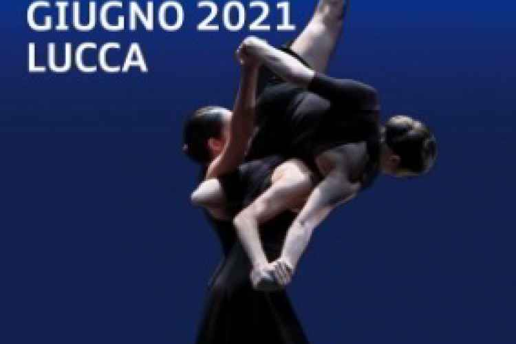 Poster Dance meeting 2021 - XXX edition in Lucca