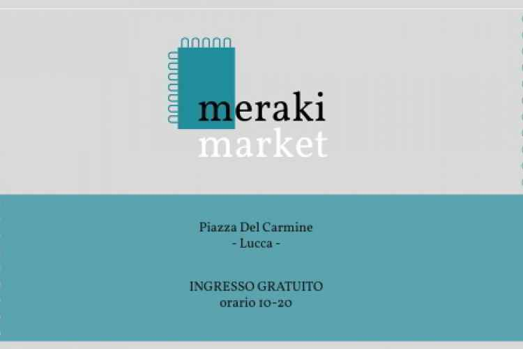 Logo of the Meraki Market