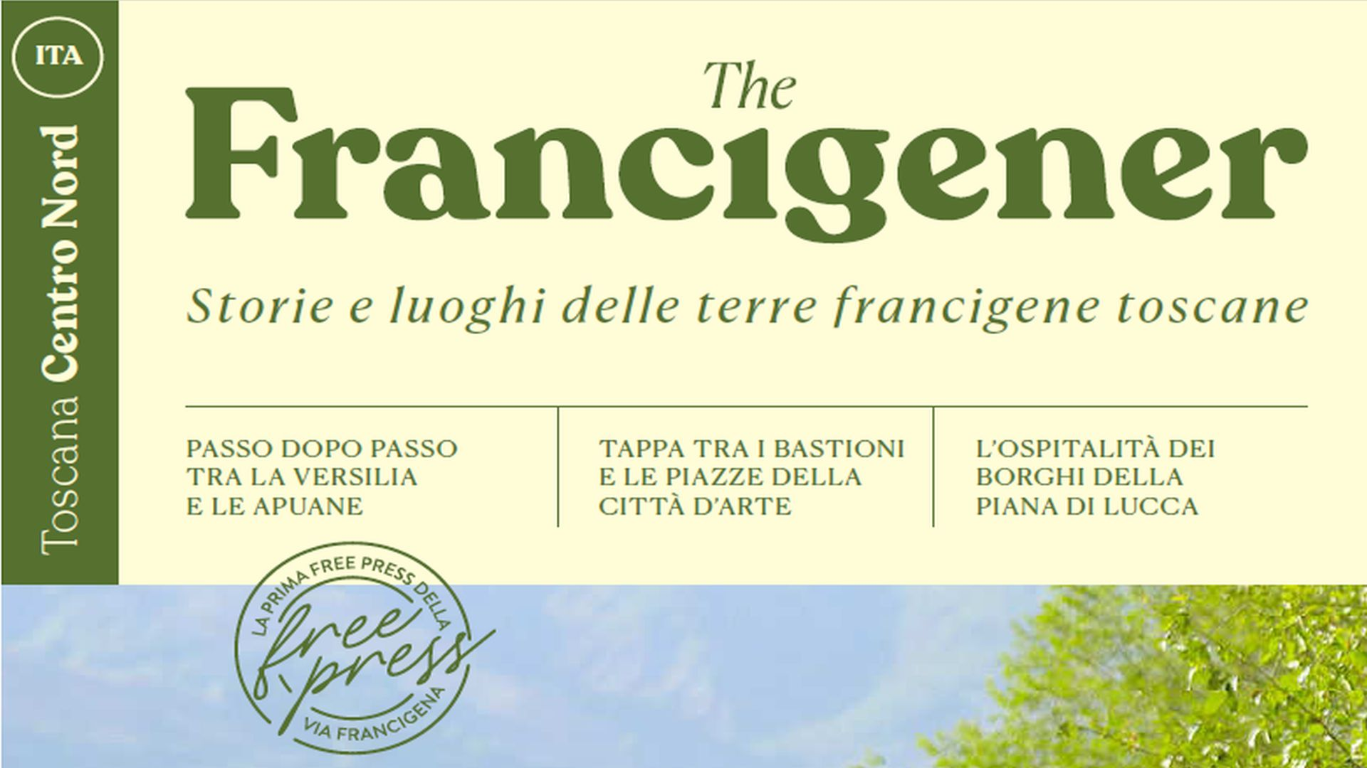 image of the francigener magazine