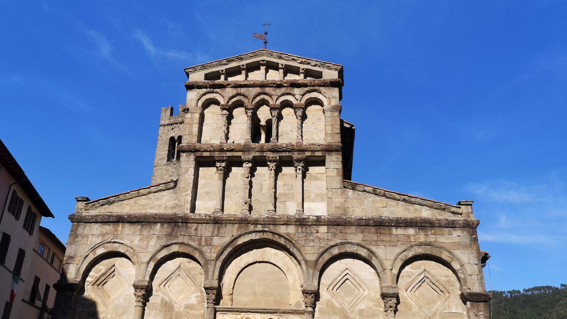villa basilica - pieve della santissima annunziata